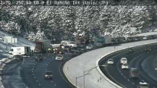 El Rancho crash on Nov. 27 2019