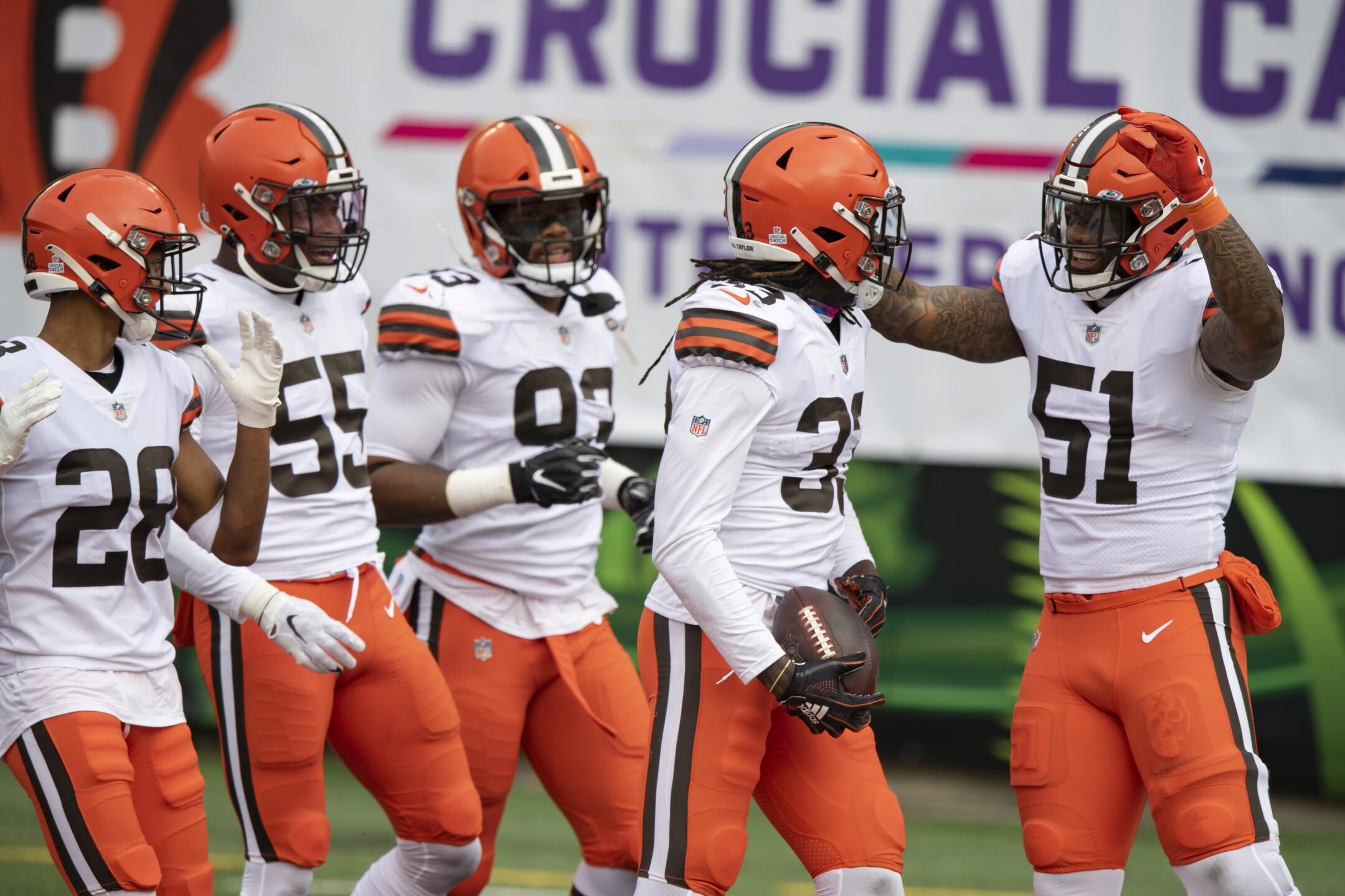 Browns Bengals Football