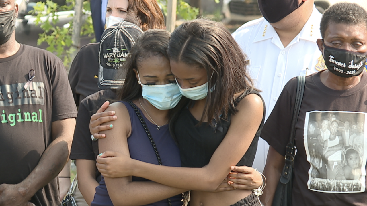 Baltimore commemorates 1 year since Labyrinth Road Explosion with memorial service