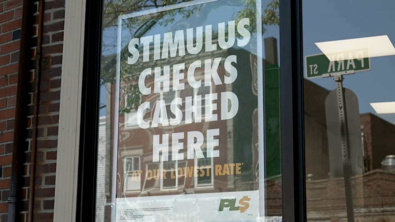 Are nursing homes withholding stimulus checks from residents?