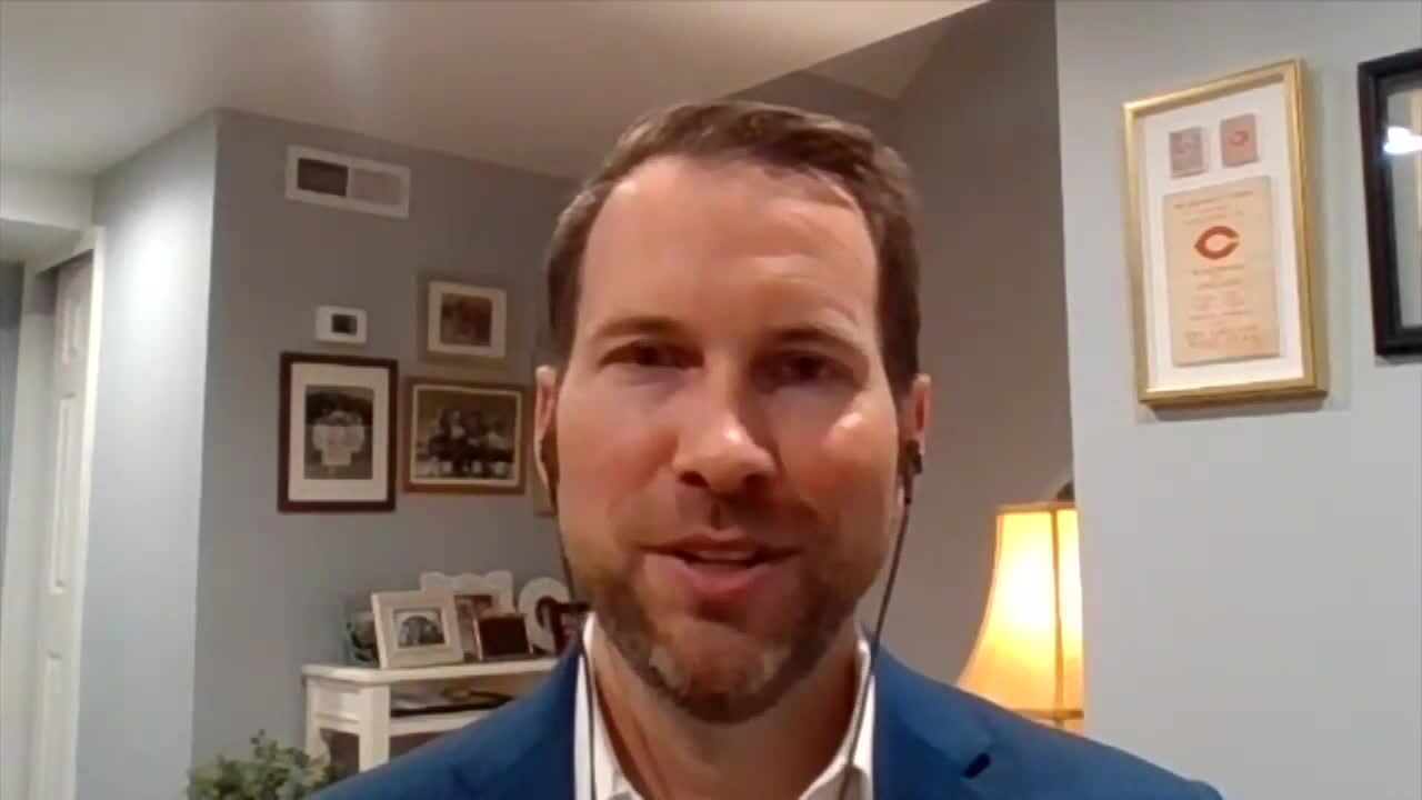 Bret Schafer speaks about social media misinformation on election news