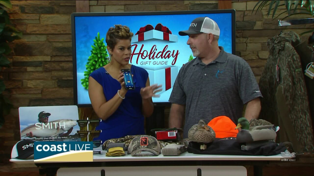 Gift ideas for the hunter or angler on your holiday list on Coast Live