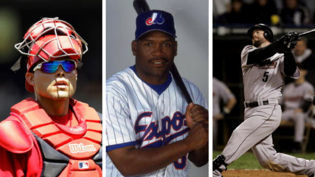 Jeff Bagwell, Ivan Rodriguez and Tim Raines elected to Baseball Hall of Fame