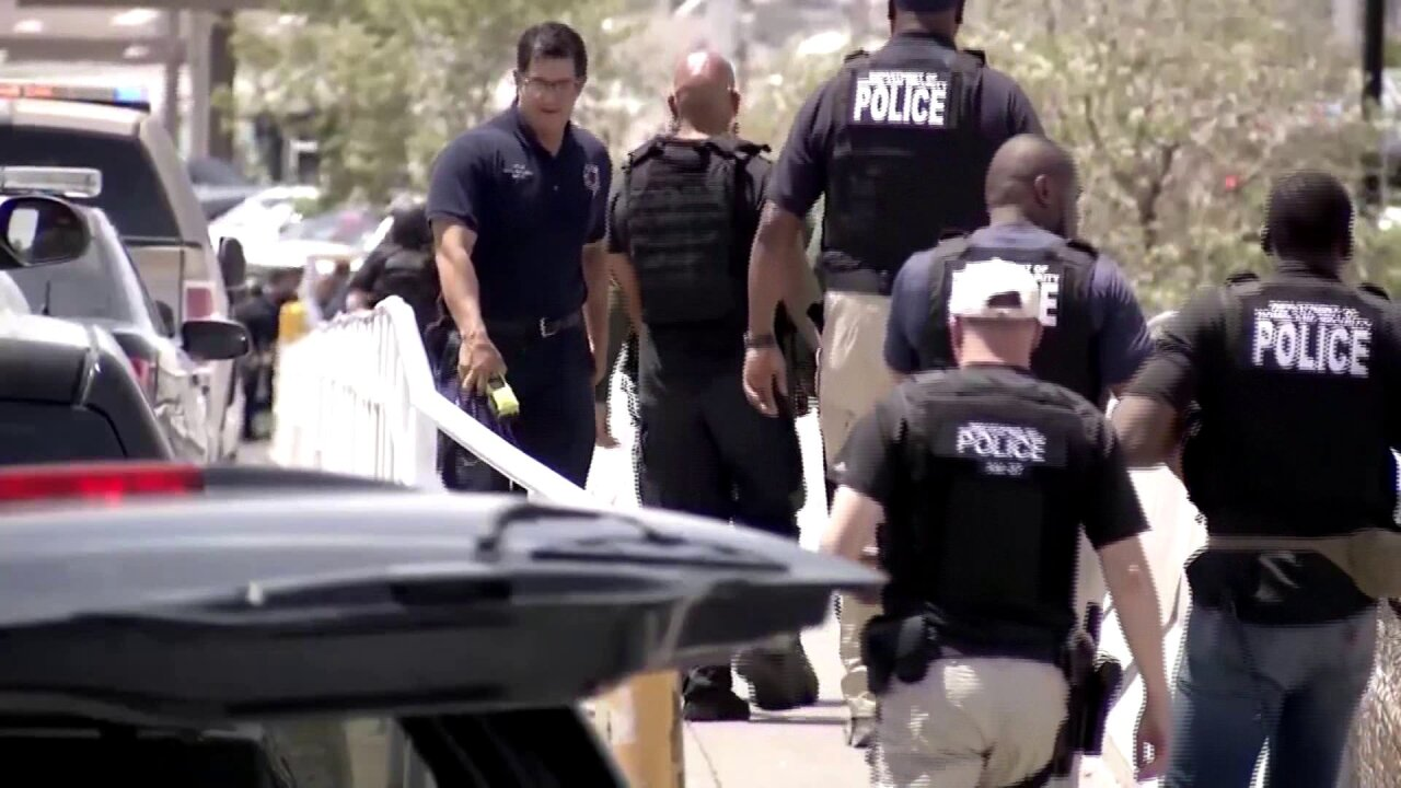 Hate crime charges are possible for El Paso shooting suspect