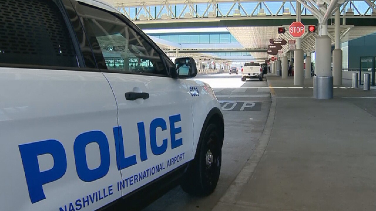 Nashville Airport Expected To Be Busy