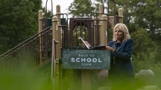 Dr. Jill Biden to host listening session in Green Bay as part of 'Back to School' tour