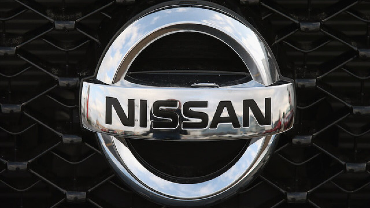 Nissan recalls 80,000 SUVs for brake lights