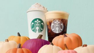 Pumpkin spice latte season is here: Starbucks' fall menu returns Tuesday