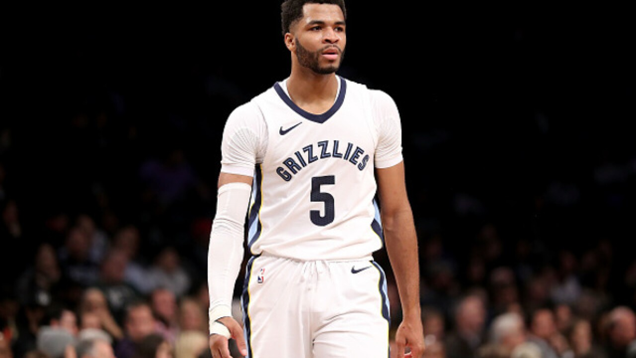 Cleveland Cavaliers sign guard Andrew Harrison