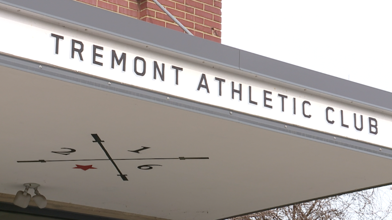 Tremont Athletic Club is offering virtual workouts