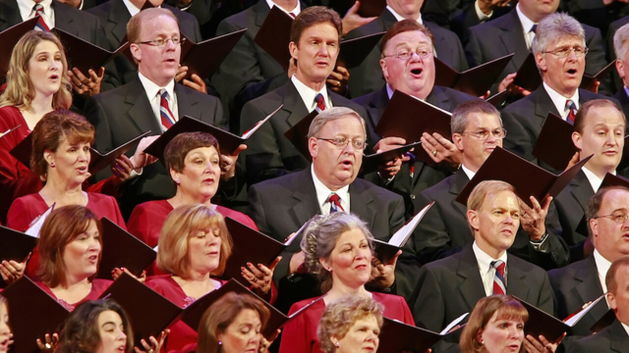 Mormon Tabernacle Choir member quits, refuses to sing at Donald Trump's inauguration