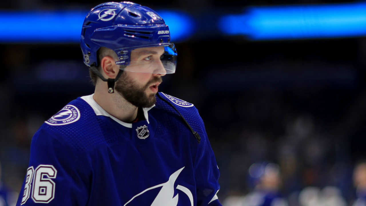 Nikita Kucherov February 25 2019