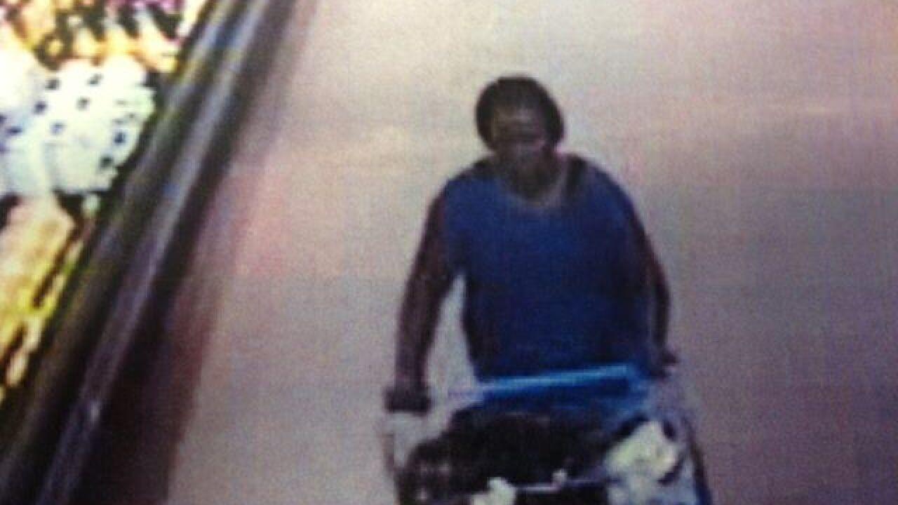 Bainbridge Public Safety Searches For Walmart Thief