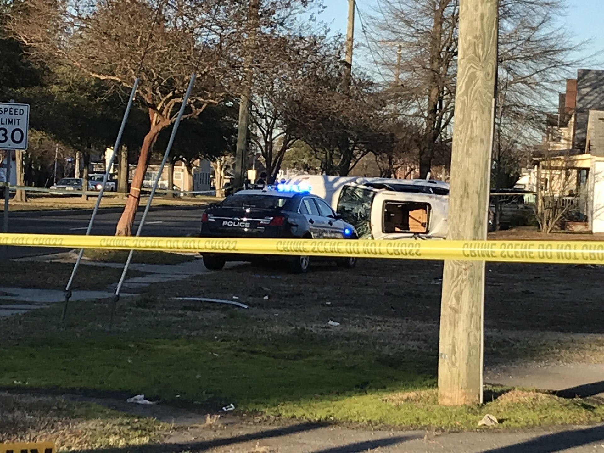 Photos: Teenager dies from injuries sustained during police chase crash inNorfolk
