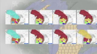 First of 5 public hearings on proposed redistricting maps held on Wednesday