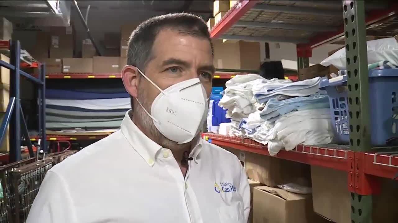 Owen O'Neill, CEO of Clinics Can Help