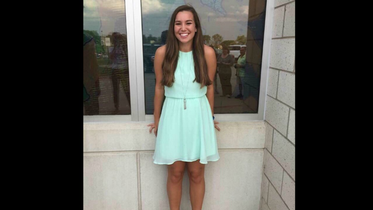 Mollie Tibbetts' autopsy is happening today