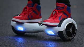 Recalls issued for 7 toy hoverboard models