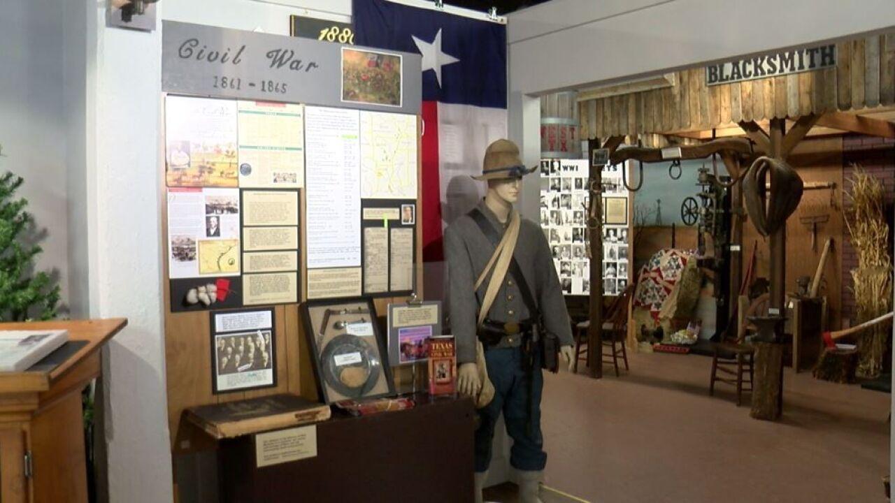 West museum displays new military exhibit