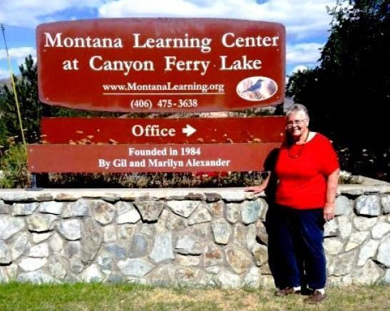 Kick's parents created the Montana Learning Center
