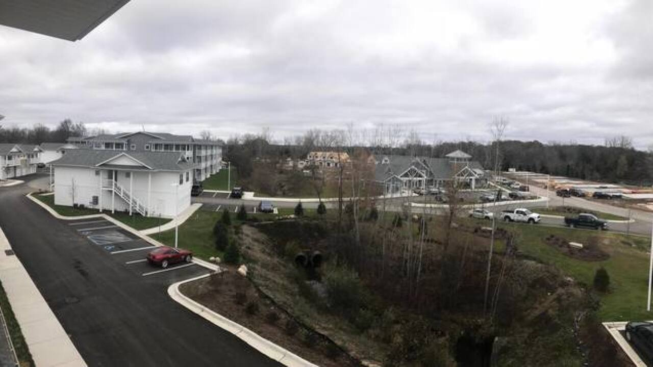 Ribbon cutting held for Willoughby Estates