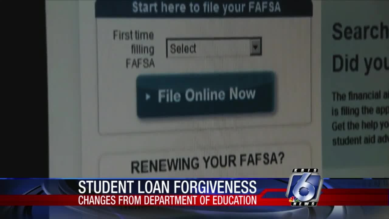 New plan in place for settling student loans after public service