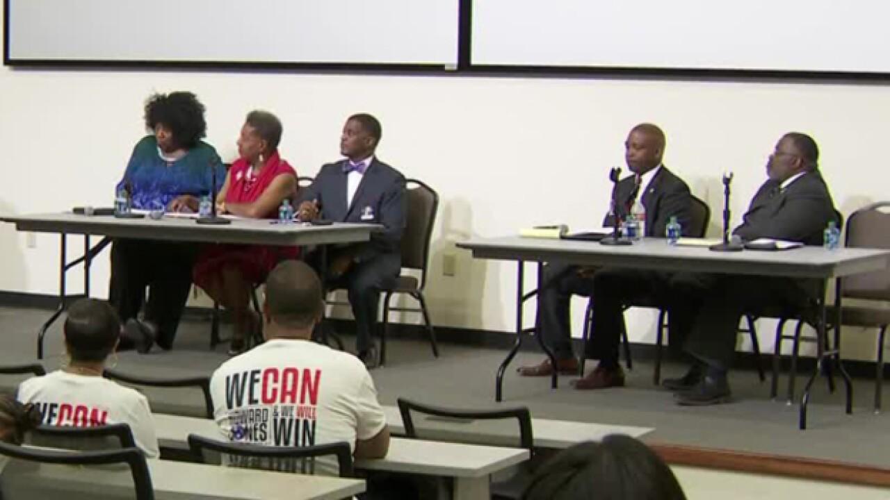 District 19 State Senate Candidates Face Off In Debate