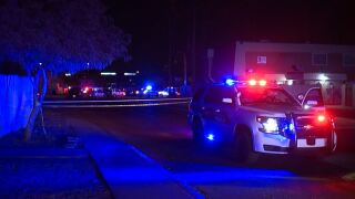Teen shot 48th Street and Broadway Road