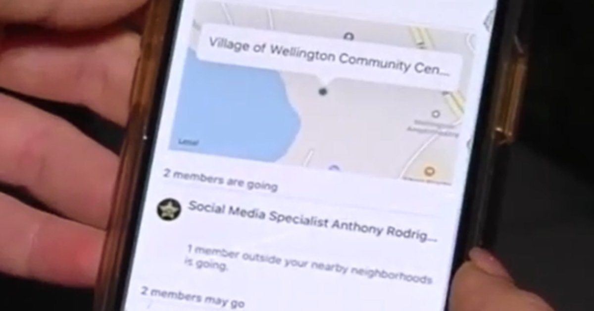 Village of Wellington urges residents to join social media