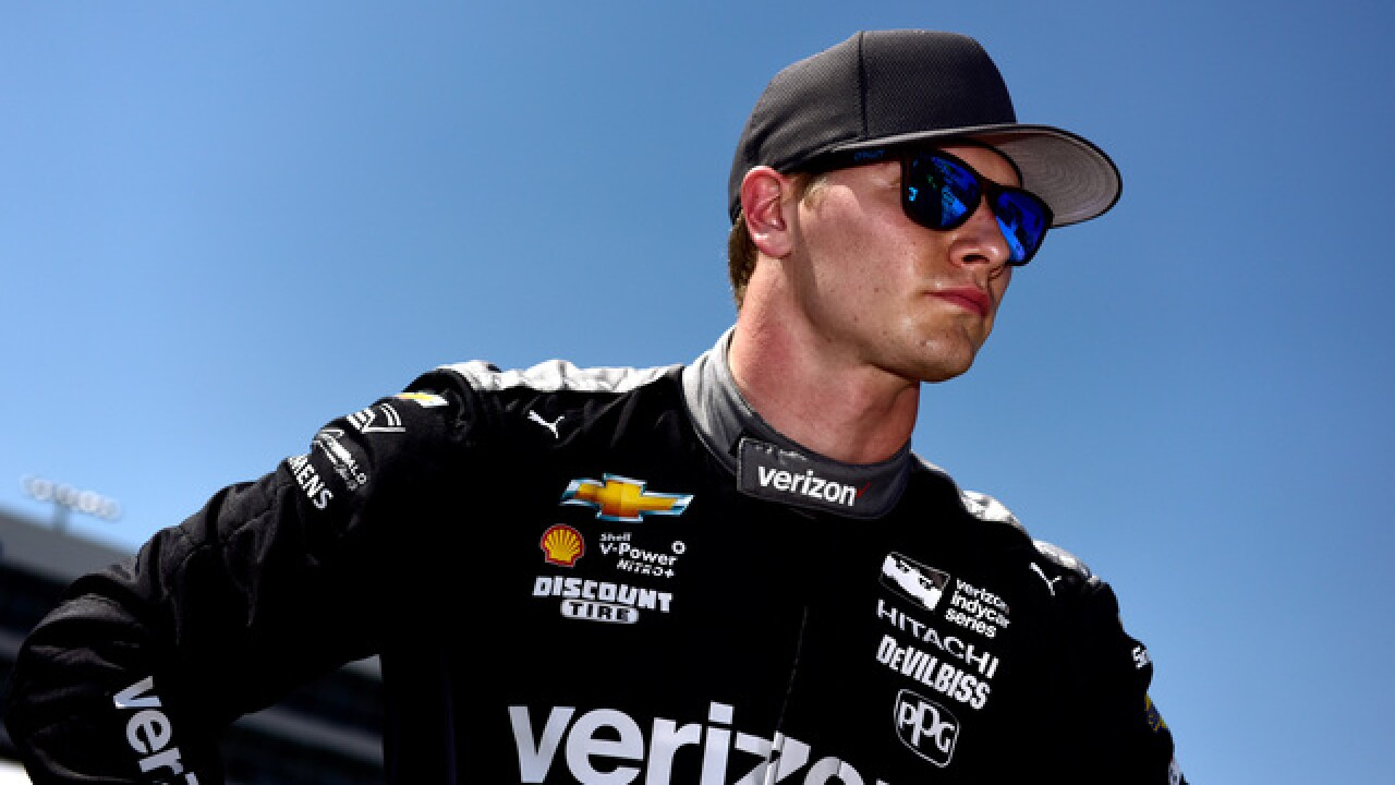 Josef Newgarden wins IndyCar race at Road America