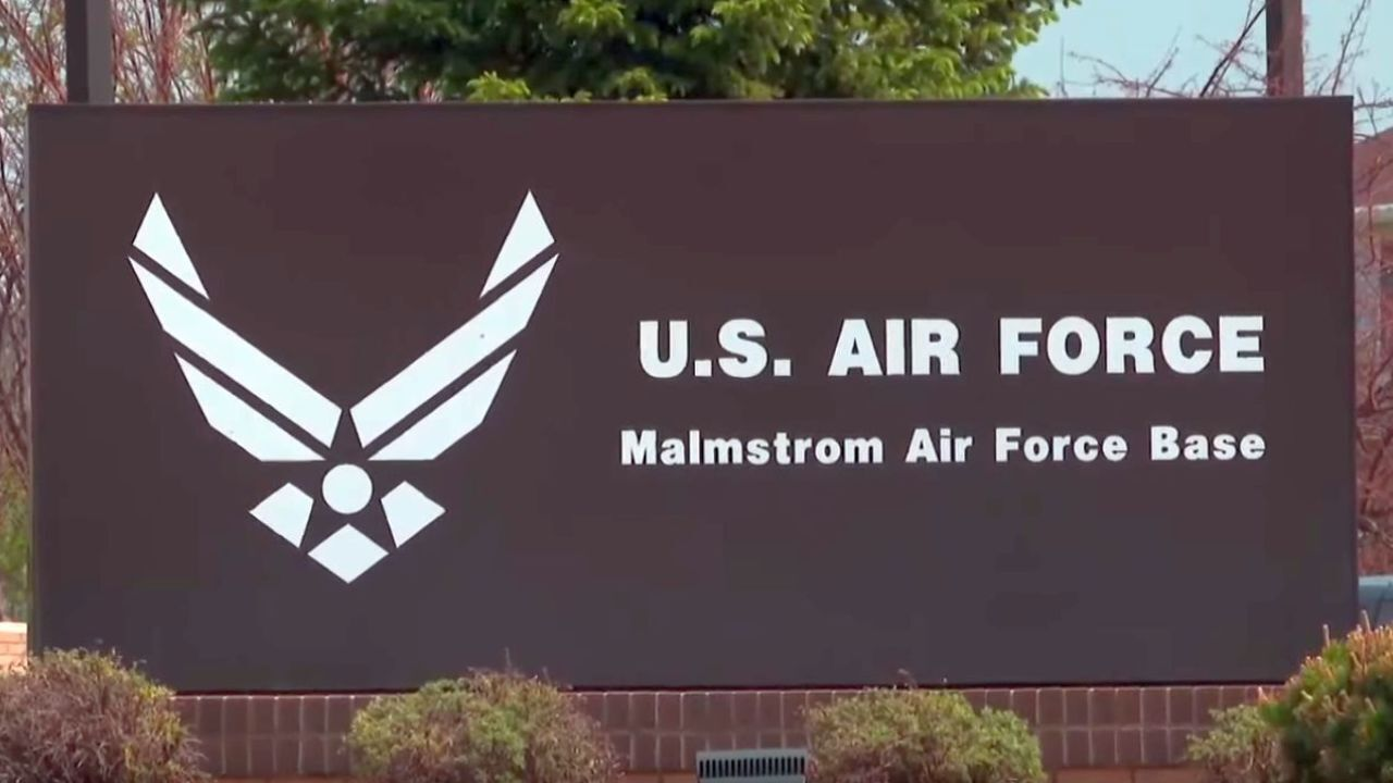 Malmstrom Air Force Base (MTN News photo)