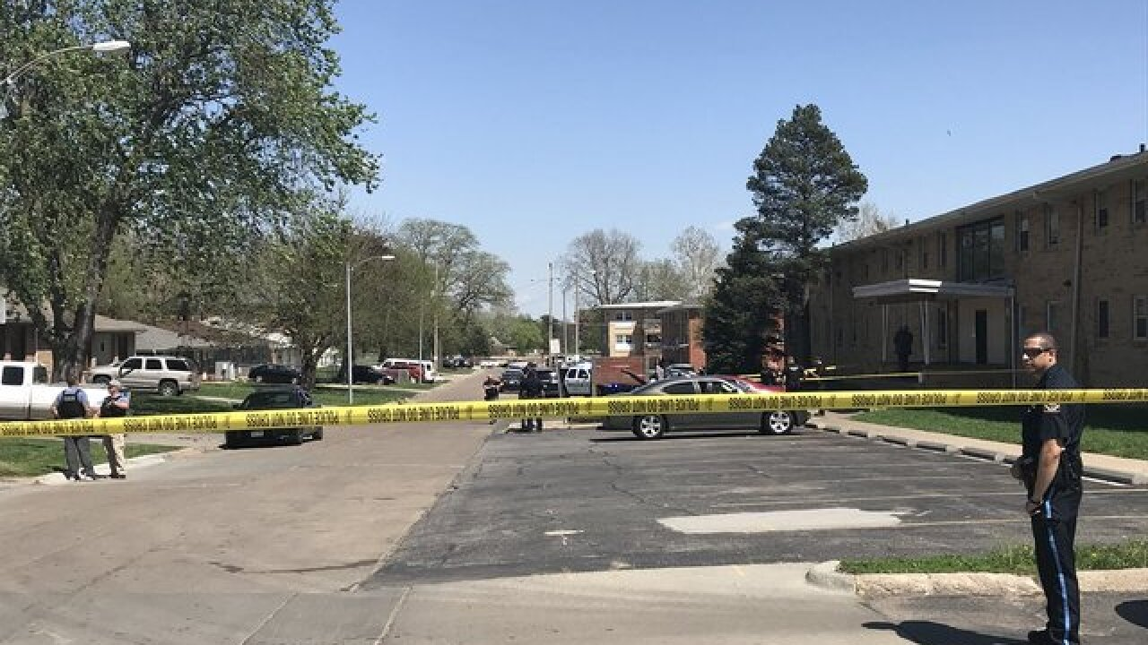 Omaha Police investigate afternoon shooting