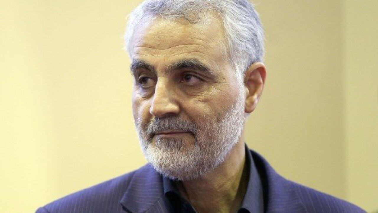 The killing of Iran's General Soleimani is hugely significant