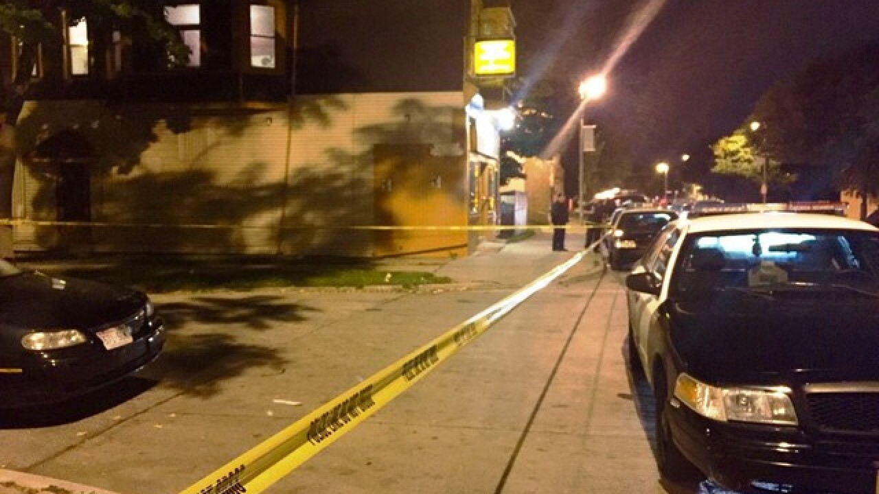 Millw. man found slain at jazz club he founded