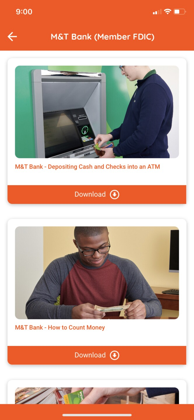 Magnuscards provide step-by-step instructions for day to day transactions