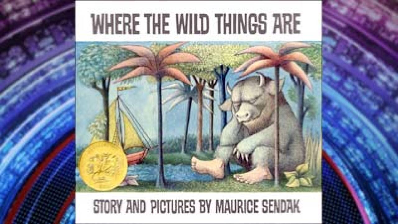 "Author of ""Where the Wild Things Are"" has died"