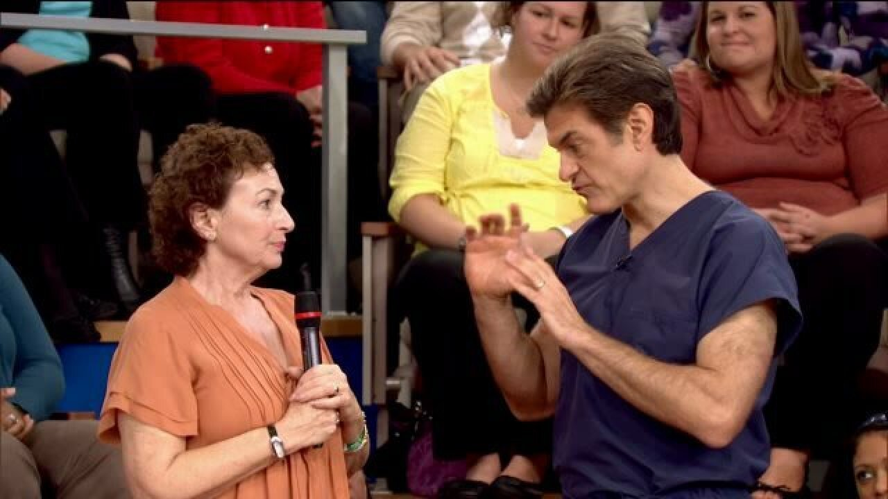 Ask Dr. Oz Season 3: Post Op 14
