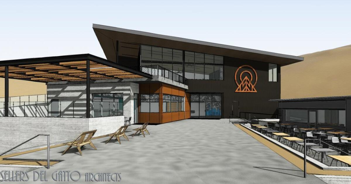 New lodge coming to Lee Canyon