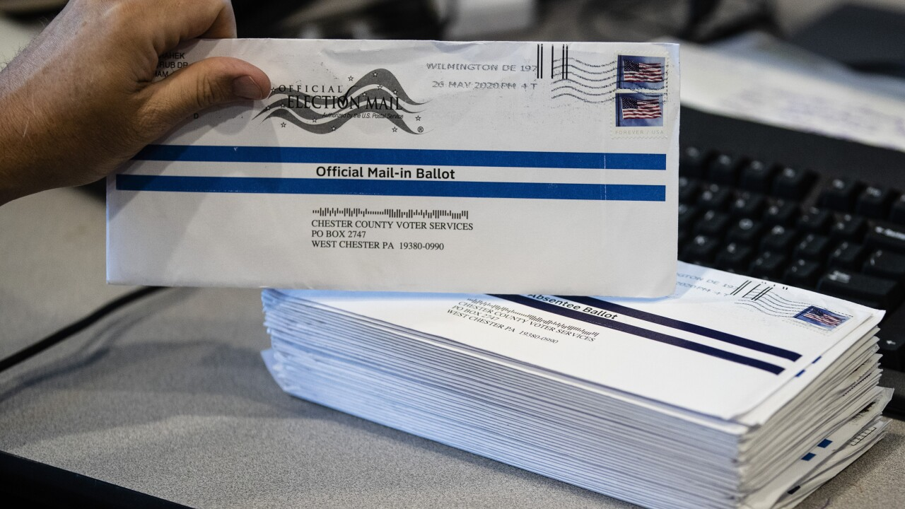 U.S. Attorney: 9 'discarded ballots' investigated in Pennsylvania