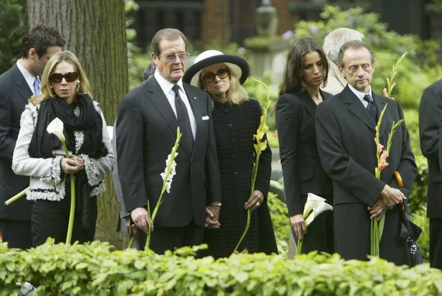 Gallery: Remembering James Bond actor Roger Moore