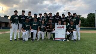 Hackett Catholic wins first ever state baseball title