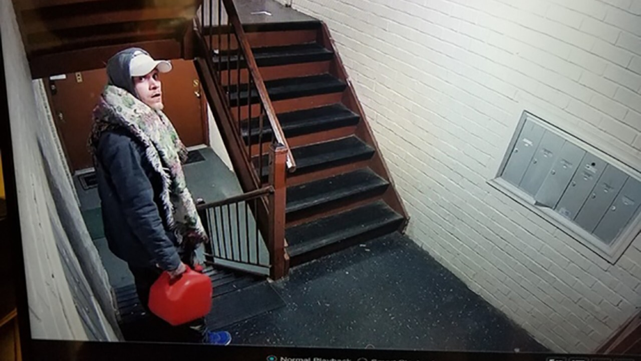 Attempted arsonist arrested for Aberdeen apartment building incident