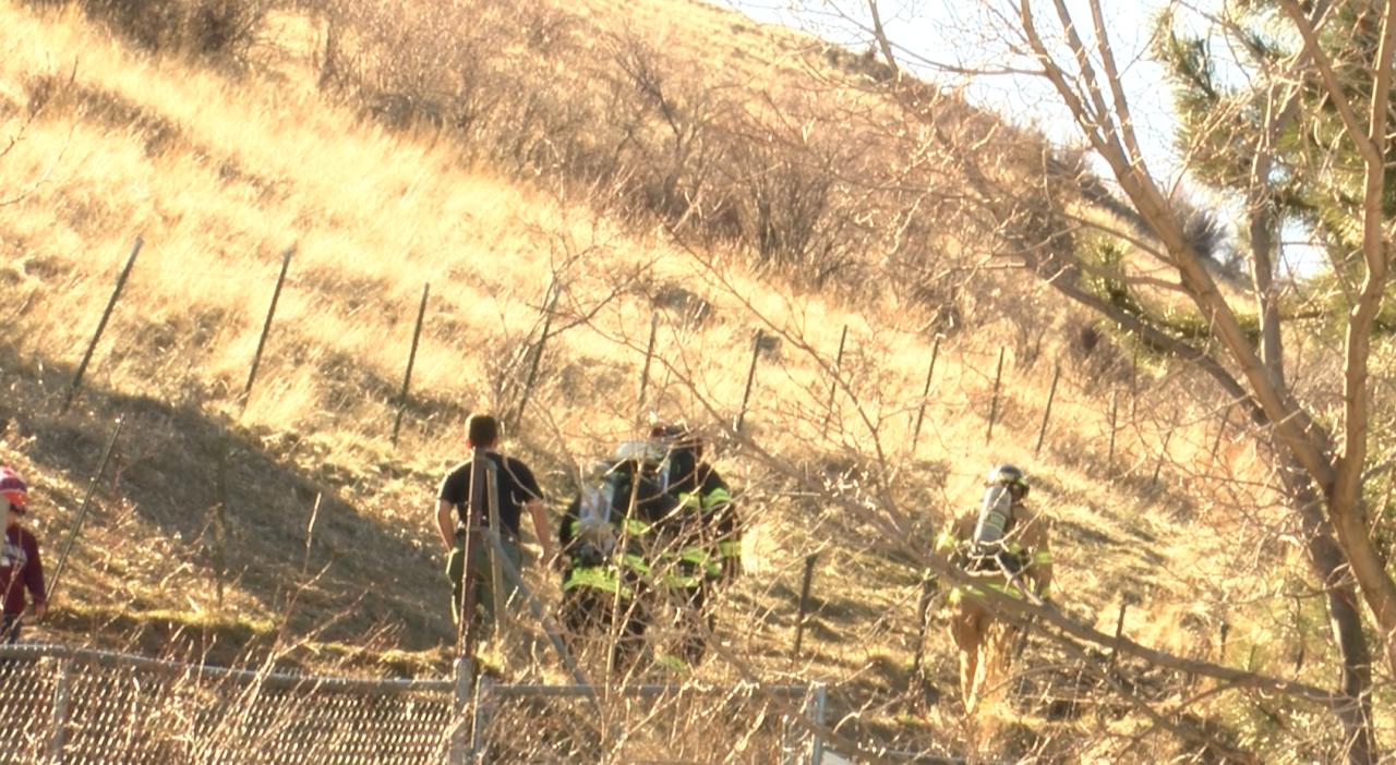 Three people injured on Mount Sentinel