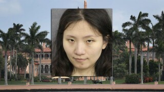 Woman who breached security ay Mar-a-Lago found guilty on two counts