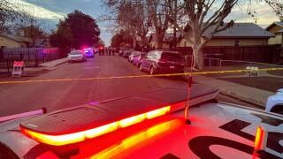 Oregon Street Shooting