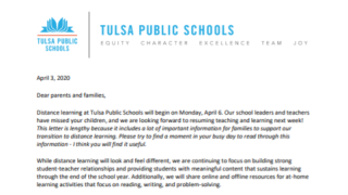 TPS Distant Learning Official News Release 1.PNG