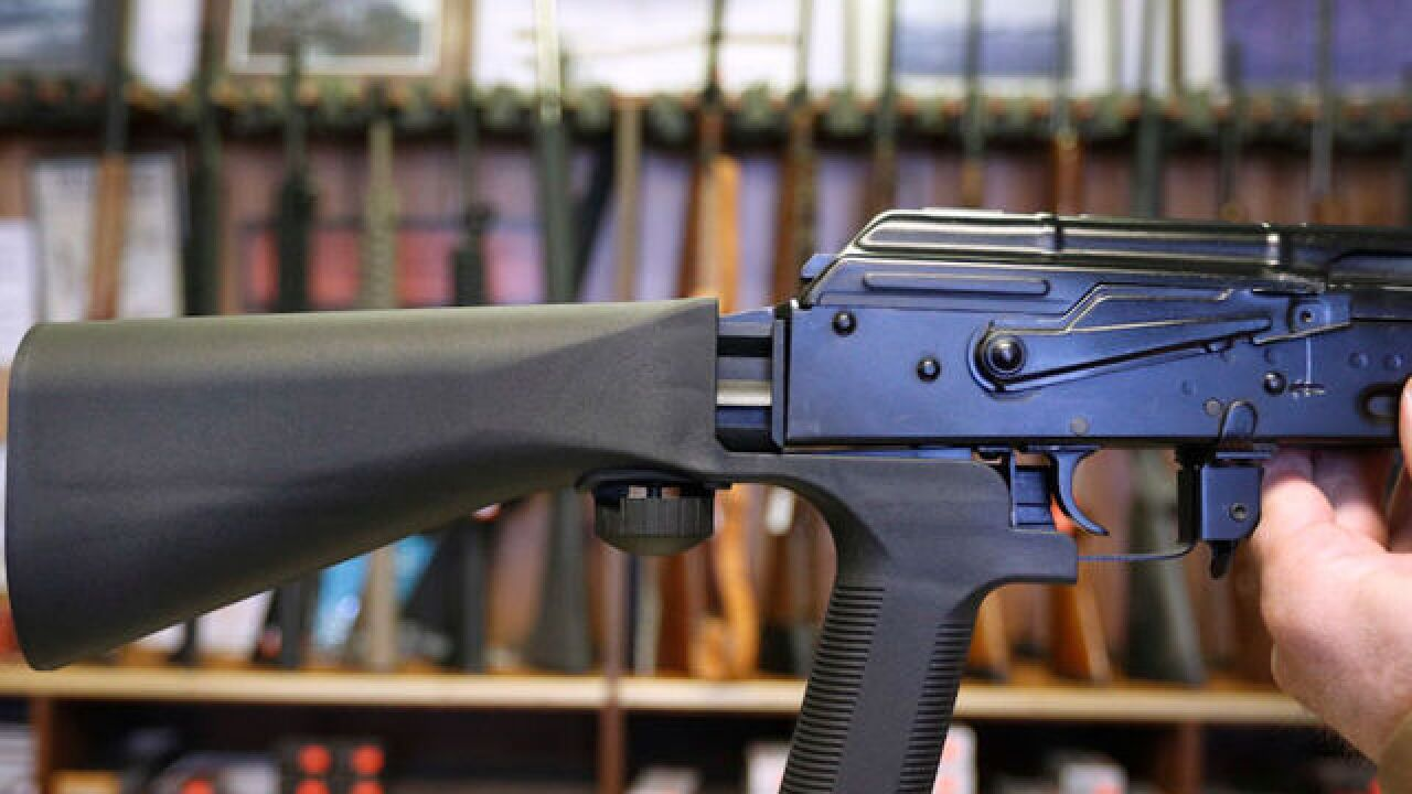 Bump stocks are selling briskly since Vegas attack, some sellers say
