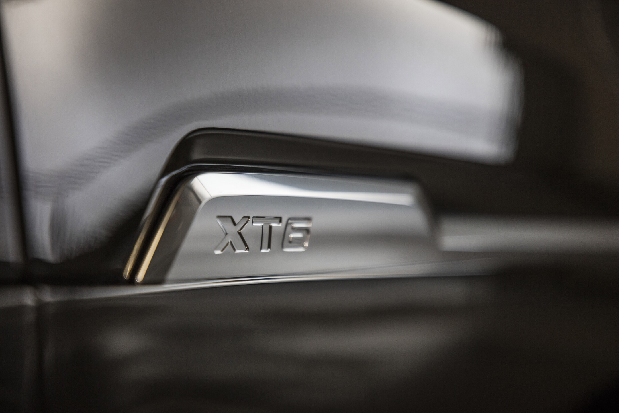 The first-ever Cadillac XT6 Premium Luxury model provides an ele