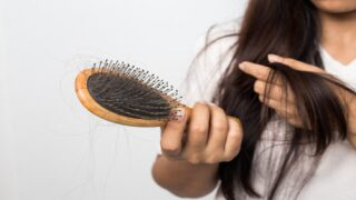 Pandemic Stress Can Cause Hair Loss