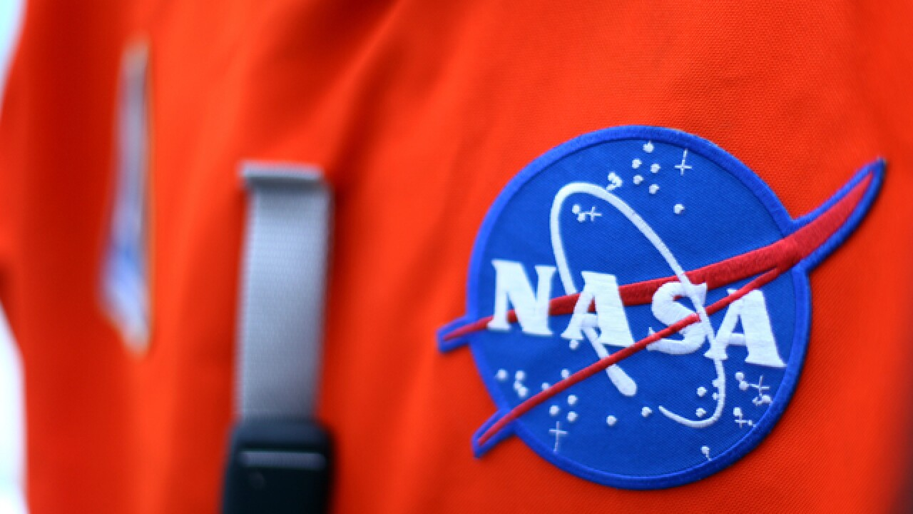 9-year-old applies for NASA job